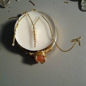 Scorpio gemstone love ritual candle kit